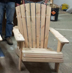 Learn to make this chair